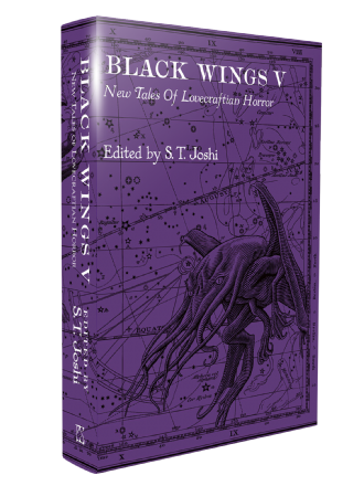 Black Wings V [hardcover] edited by S. T. Joshi